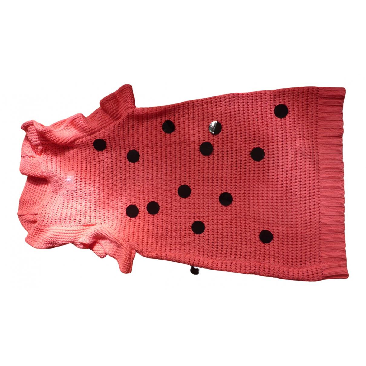 Sonia Rykiel - Robe    pour enfant en coton - rose