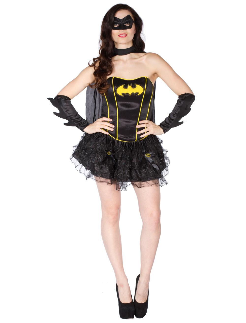 Damen-Kostuem Batgirl Grosse: M