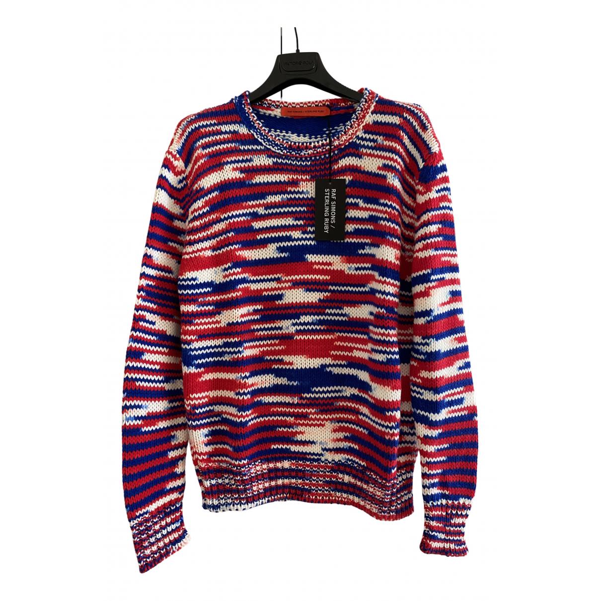 Raf Simons \N Pullover.Westen.Sweatshirts  in  Bunt Polyester