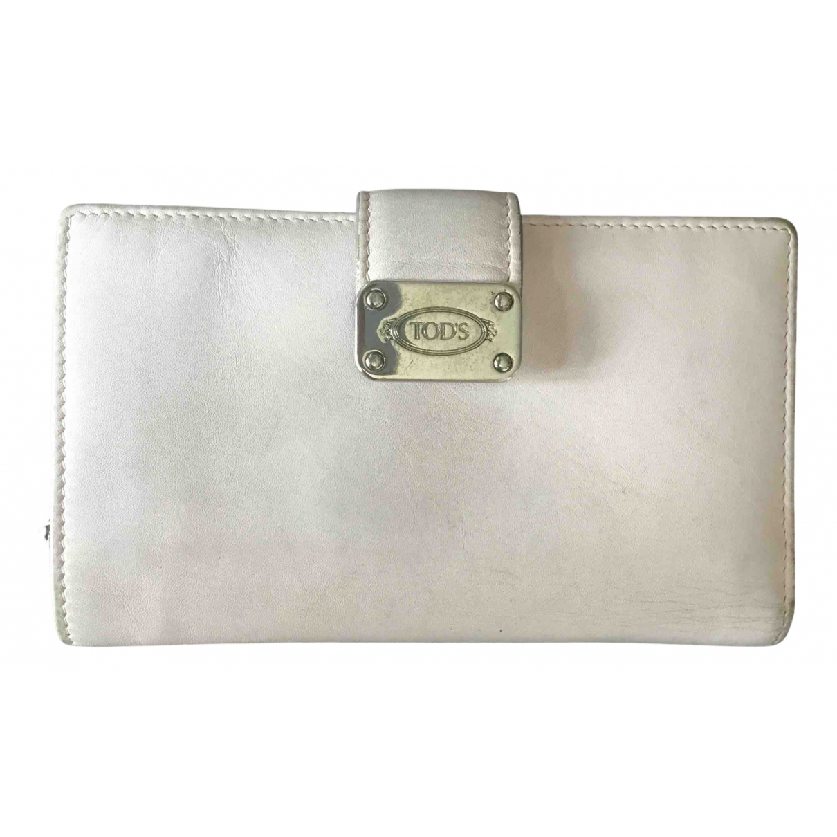 Tod's N Pink Leather wallet for Women N