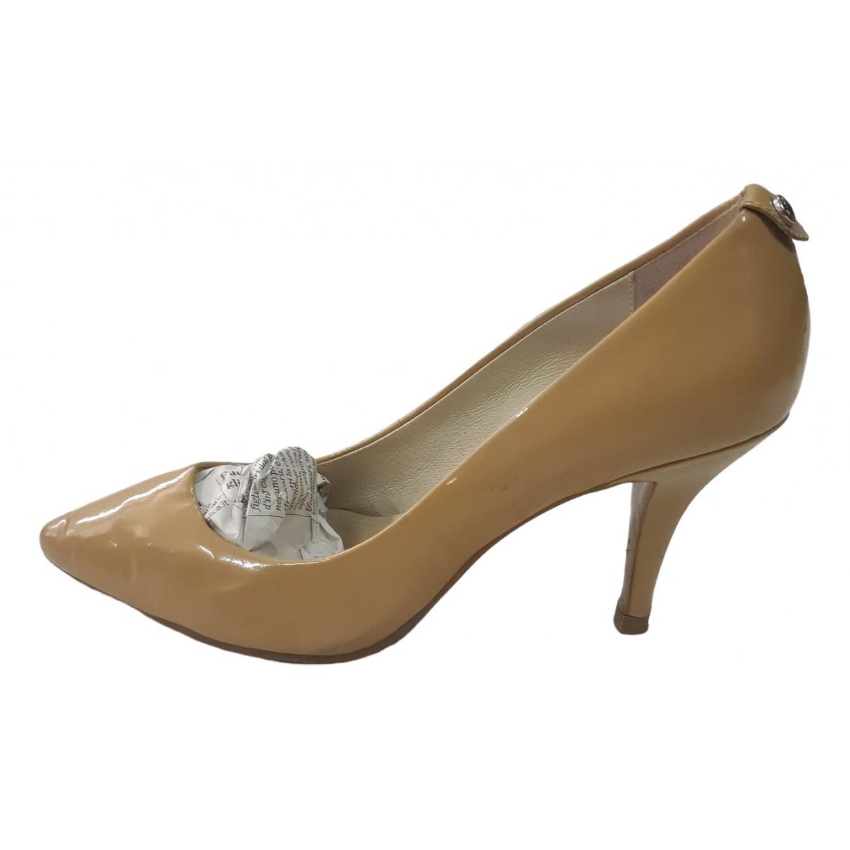 Michael Kors \N Patent leather Heels for Women 7 UK