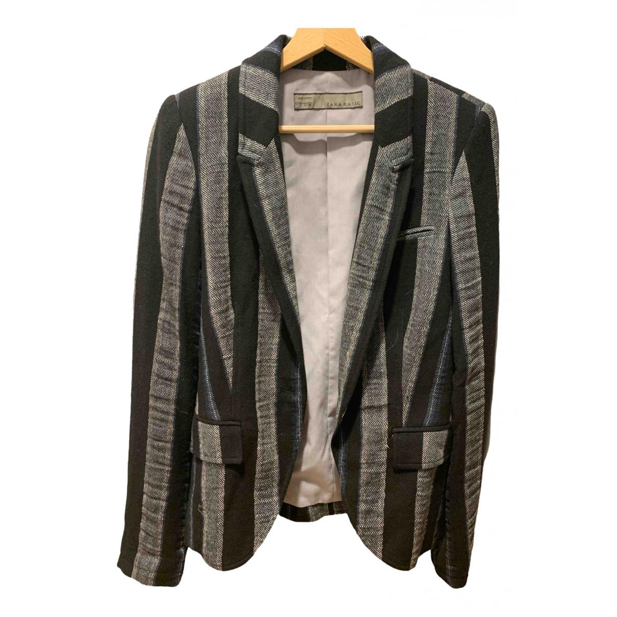 Zara \N Jacke in  Bunt Polyester
