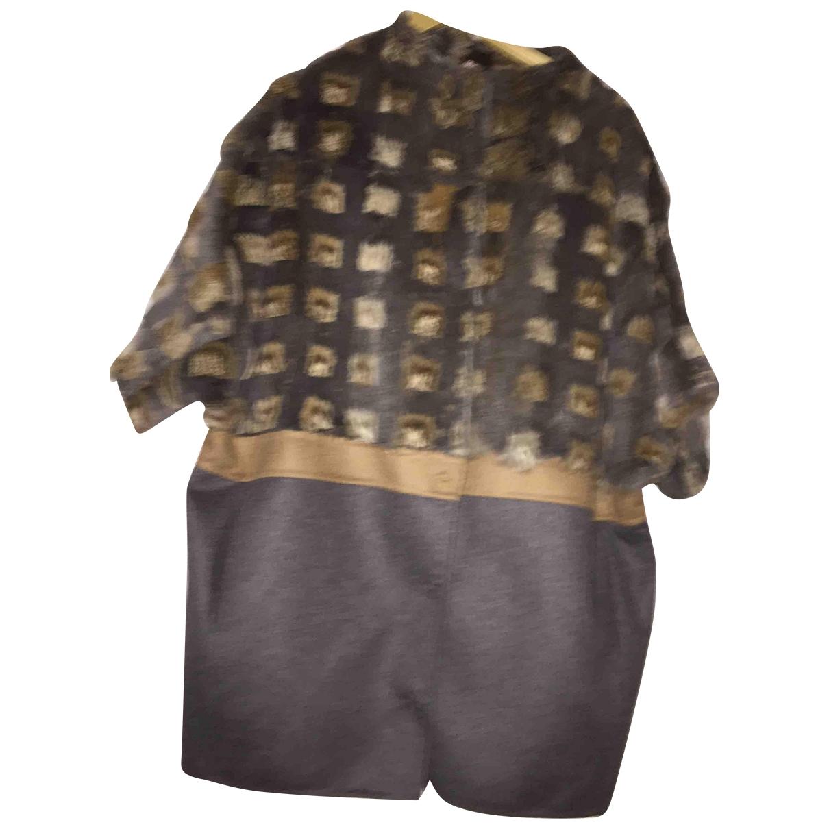 Antonio Marras \N Grey Wool coat for Women S International