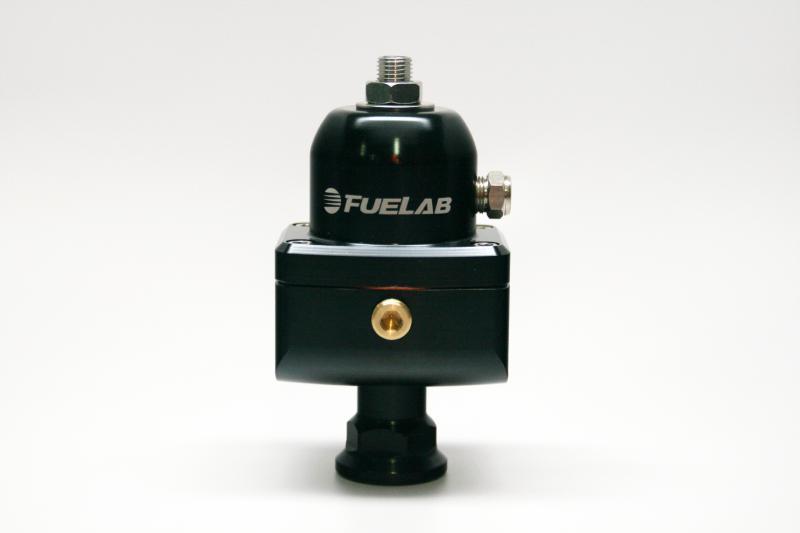 Fuelab 55501-1 CARB Fuel Pressure Regulator, Blocking Style