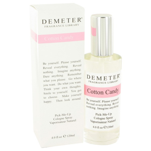 Demeter - Cotton Candy : Cologne Spray 4 Oz / 120 ml