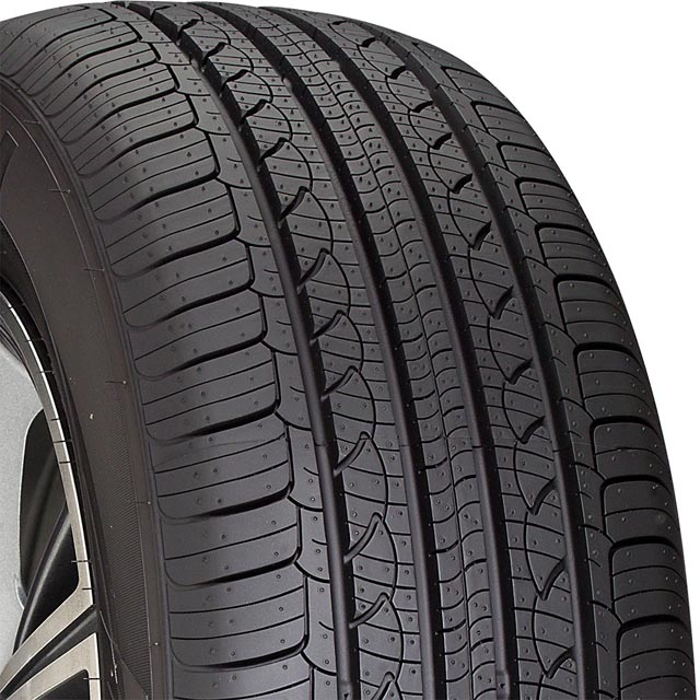 Nexen Tire 15357NXK N Priz AH8 Tire 245/50 R18 100H SL BSW