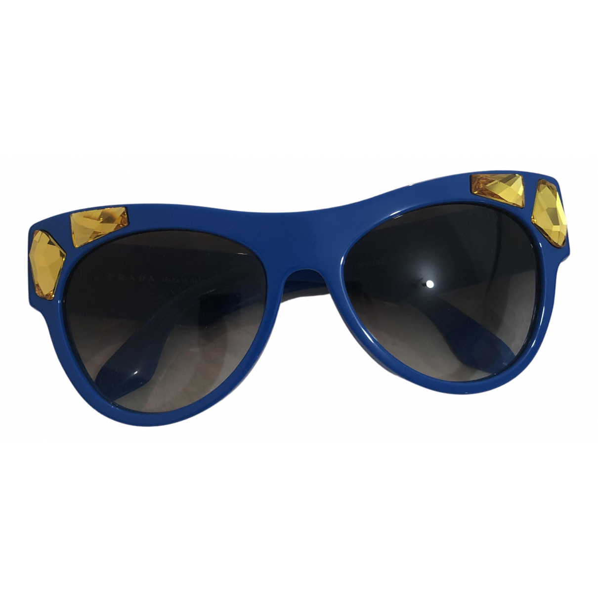 Prada N Blue Sunglasses for Women N