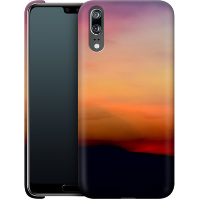Huawei P20 Smartphone Huelle - Sunset von Joy StClaire