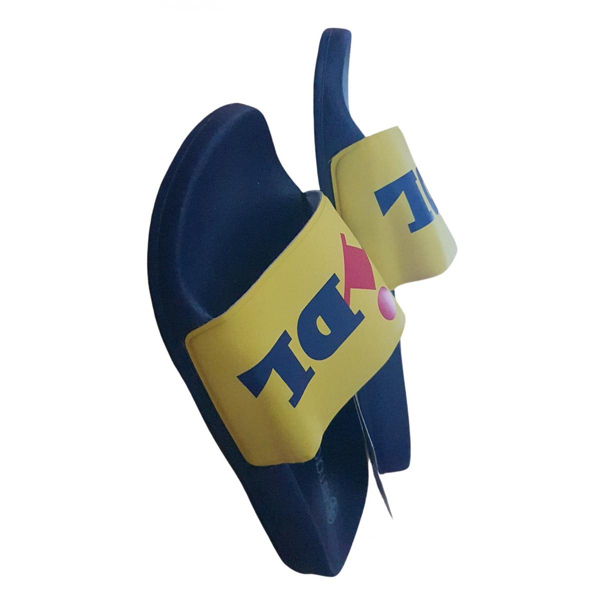 Lidl - Sandales   pour homme - bleu