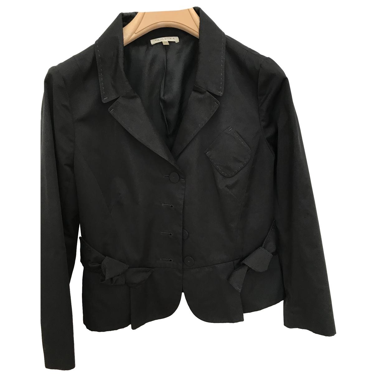 Paule Ka \N Black jacket for Women 38 FR
