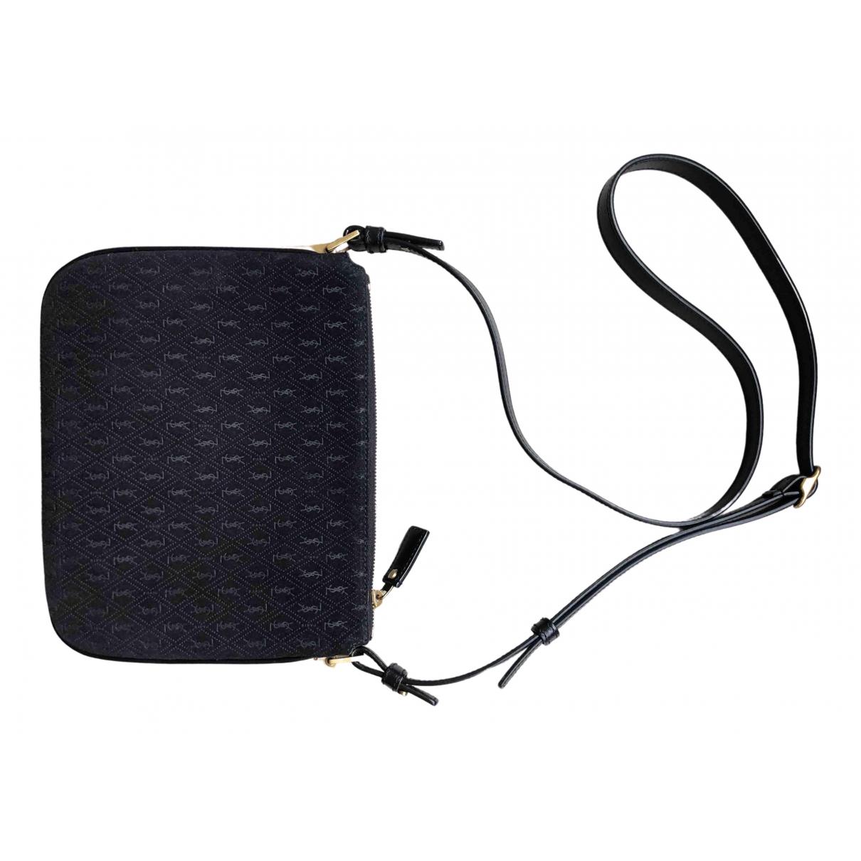 Saint Laurent N Black Suede handbag for Women N