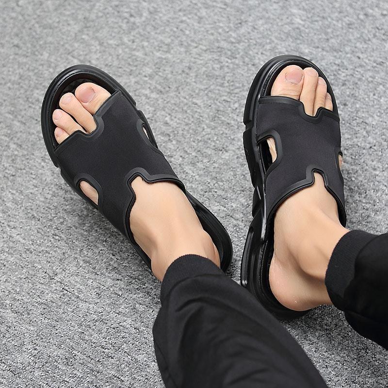 Ericdress Plain Summer Men's Simple Slippers