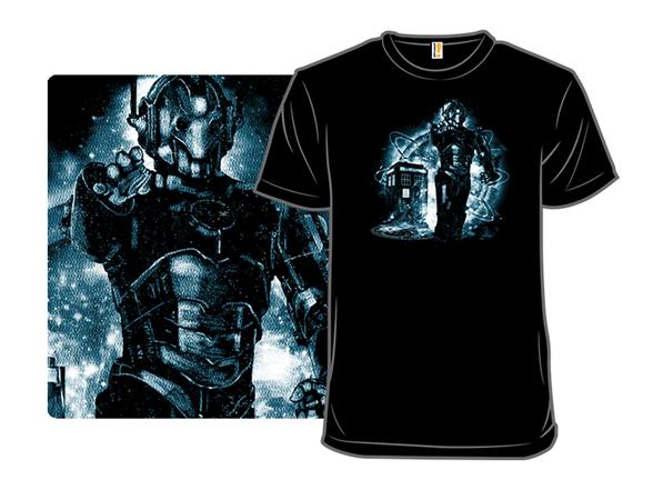Gallifreyan Enemy T Shirt