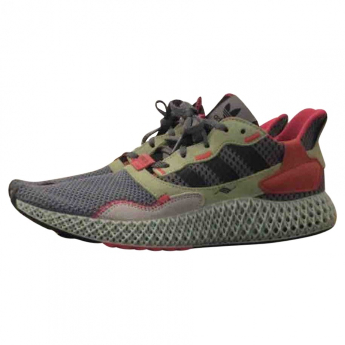 Adidas ZX Sneakers Schwarz