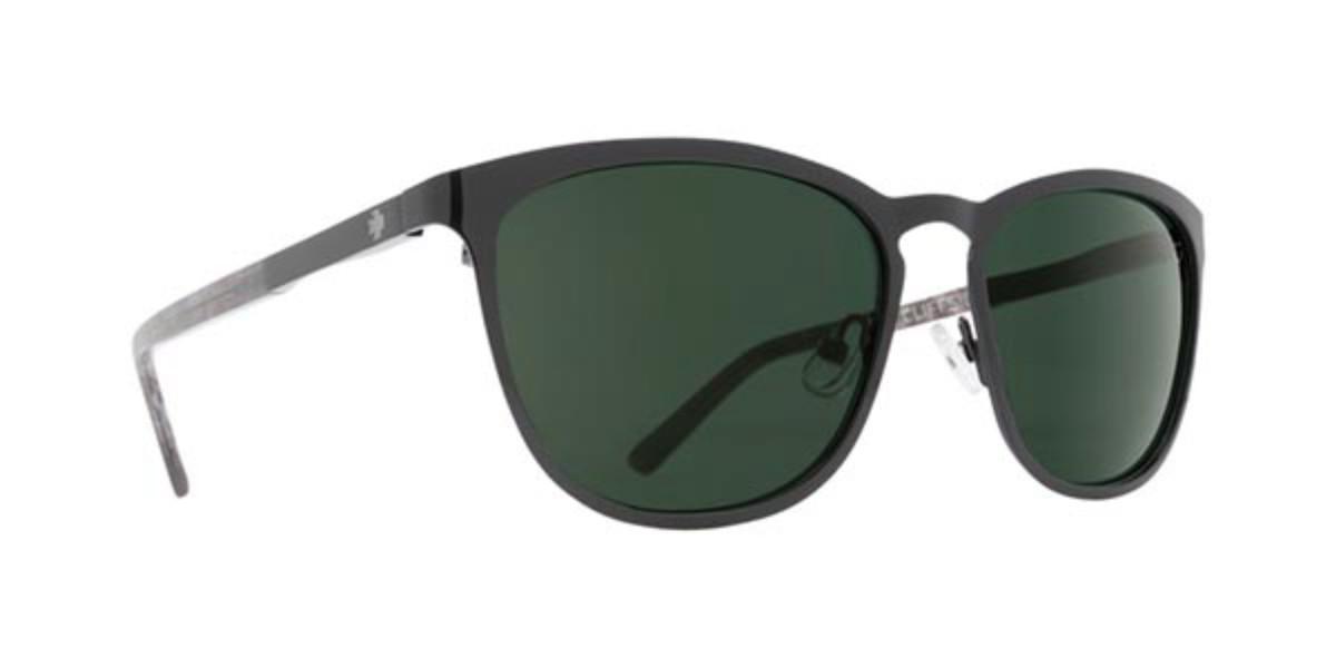 Spy CLIFFSIDE 873500765863 Men's Sunglasses Black Size 56