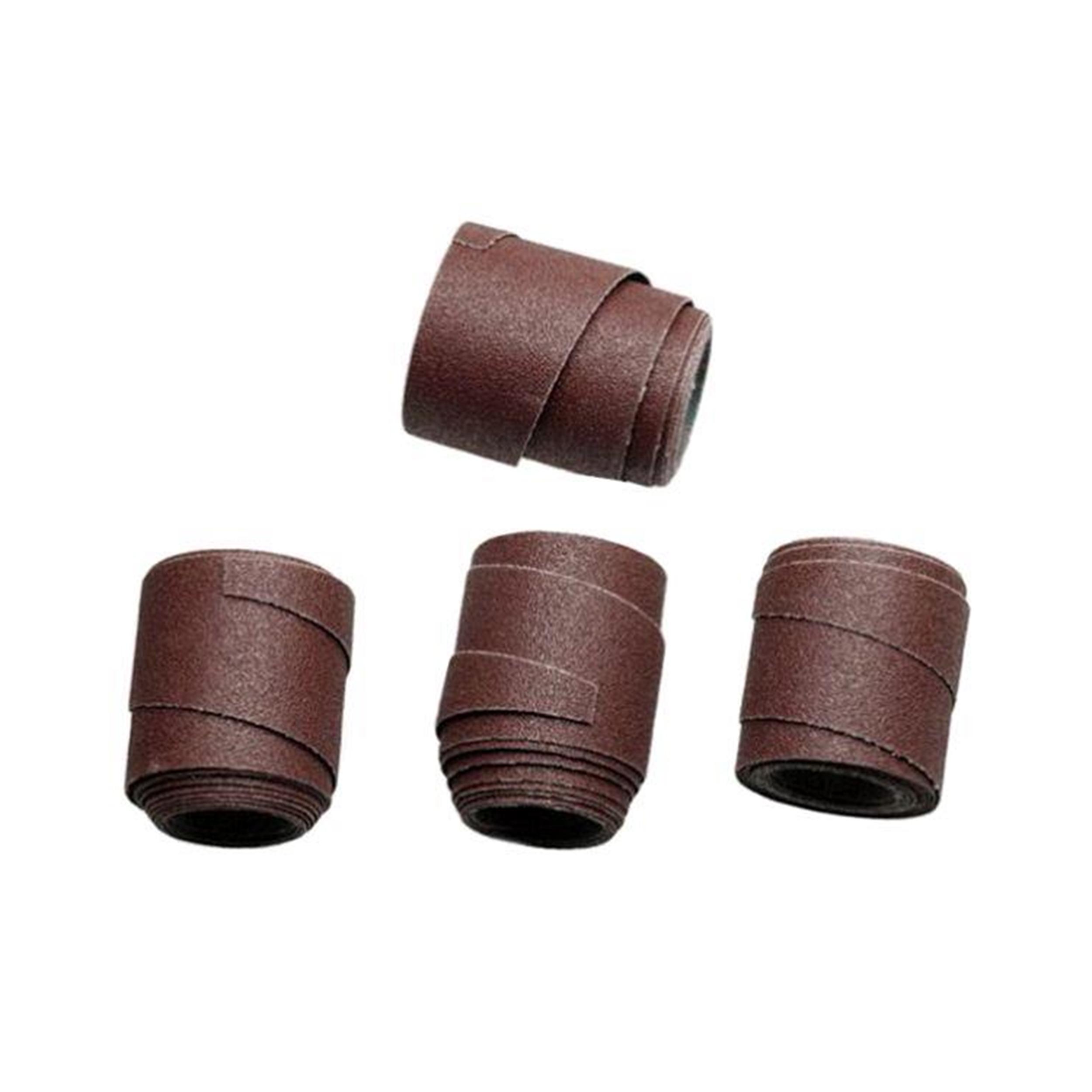 Pre-Cut Abrasive Wraps for 16-32 Drum Sanders 120 Grit 4 pc