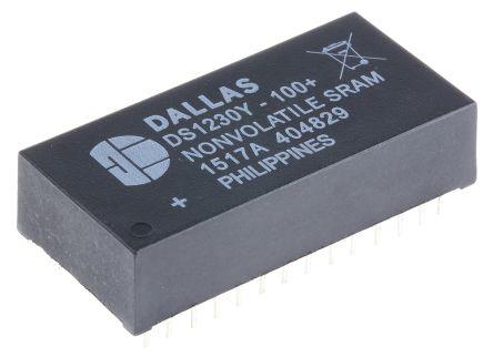 Maxim Integrated 256KBIT NV SRAM PARALLEL 5V 100NS EDIP28 (12)
