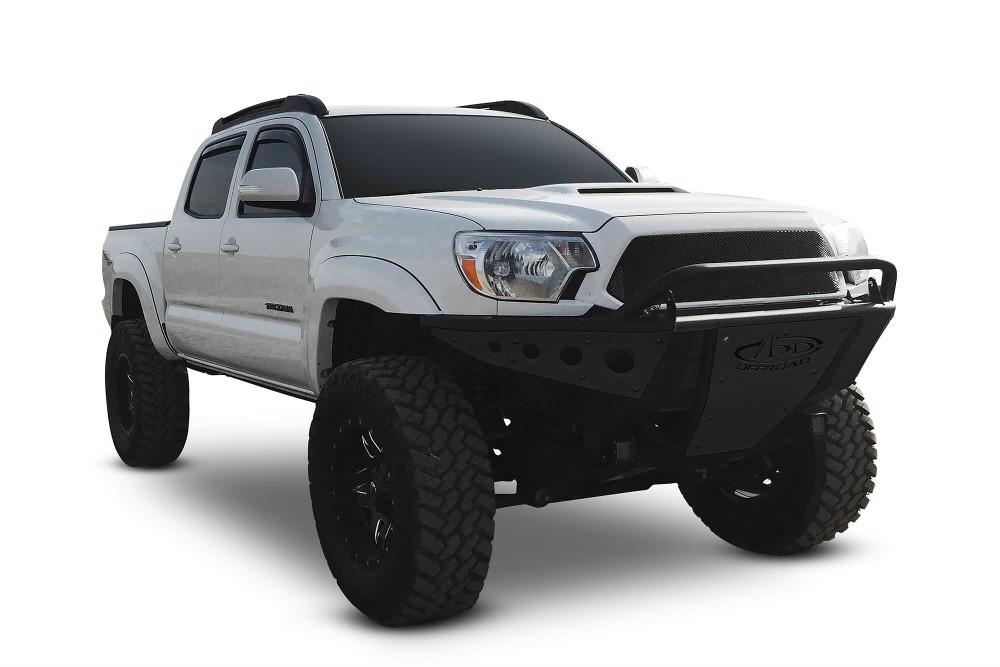 Addictive Desert Design Stealth Front Bumper Toyota Tacoma 12-15