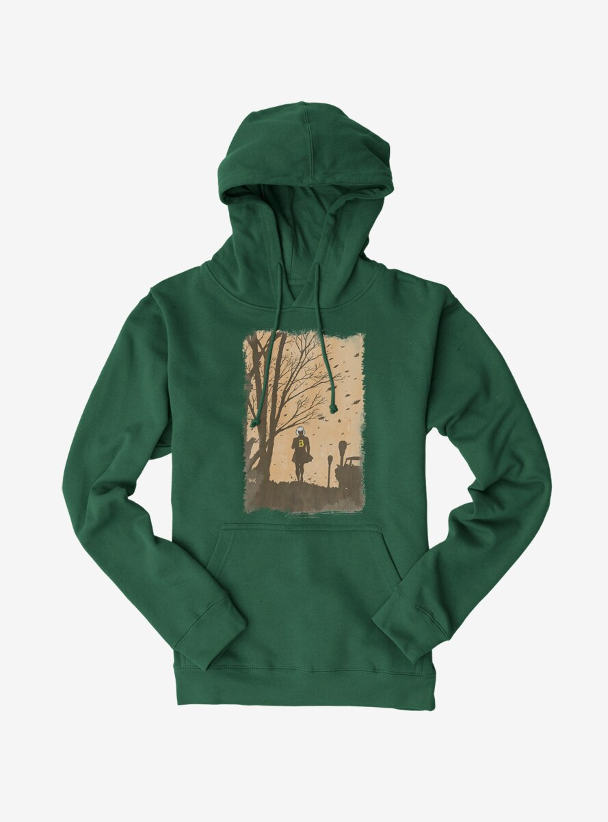 Archie Comics Chilling Adventures of Sabrina Windy Hoodie