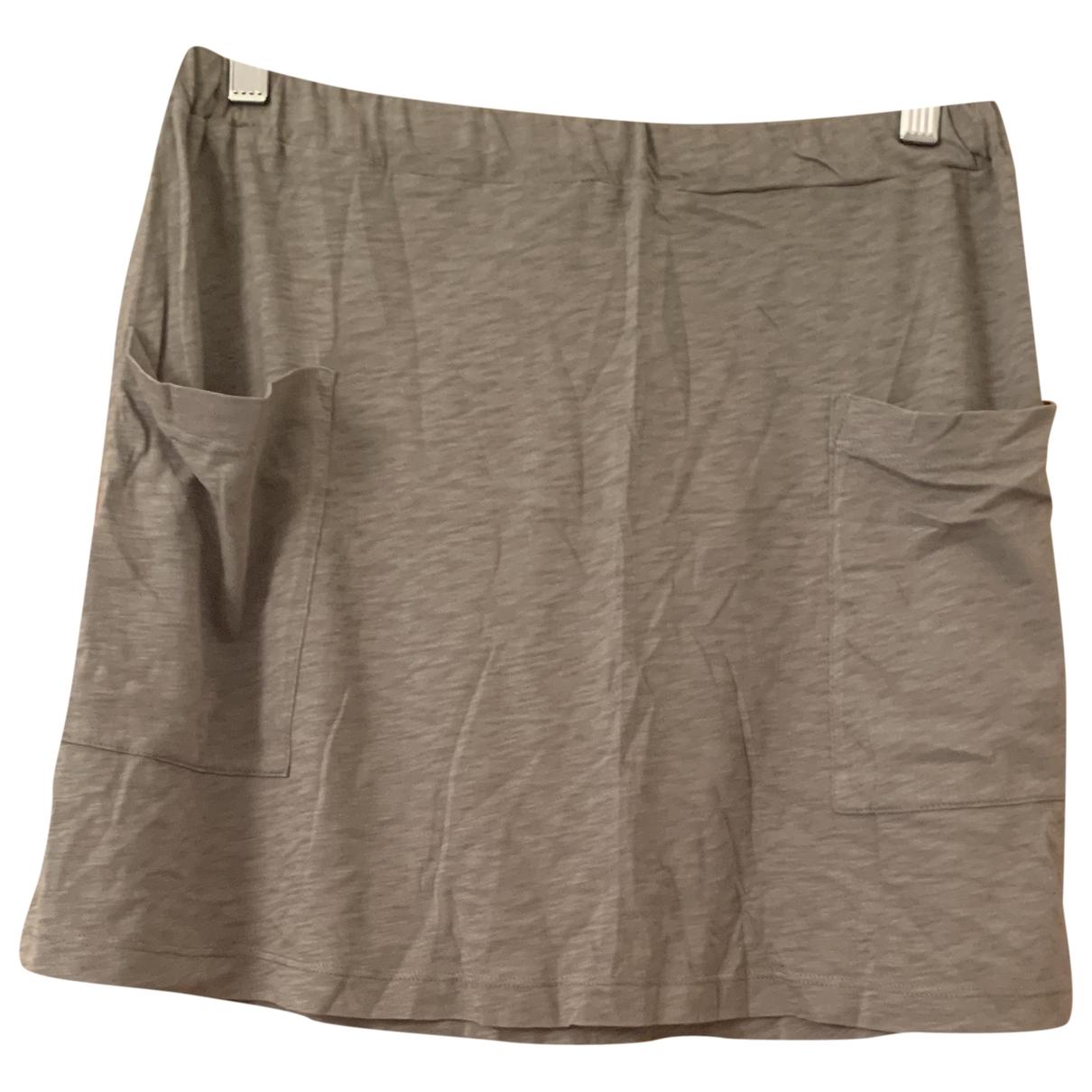 Velvet \N Green Cotton skirt for Women S International