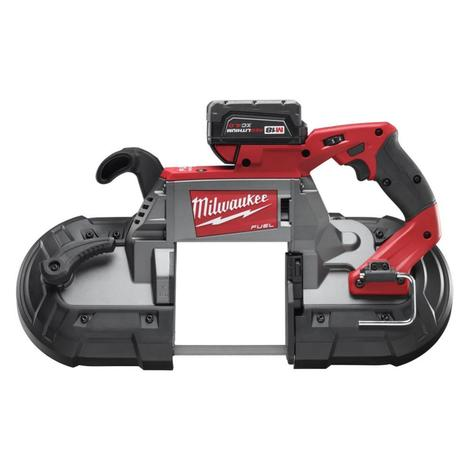 Milwaukee M18 Fuel™ Deep Cut Band Saw - 1 Battery Kit