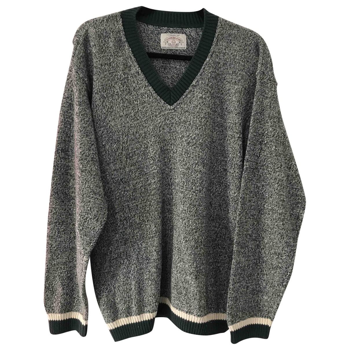 Armani Jeans \N Pullover.Westen.Sweatshirts  in  Bunt Wolle