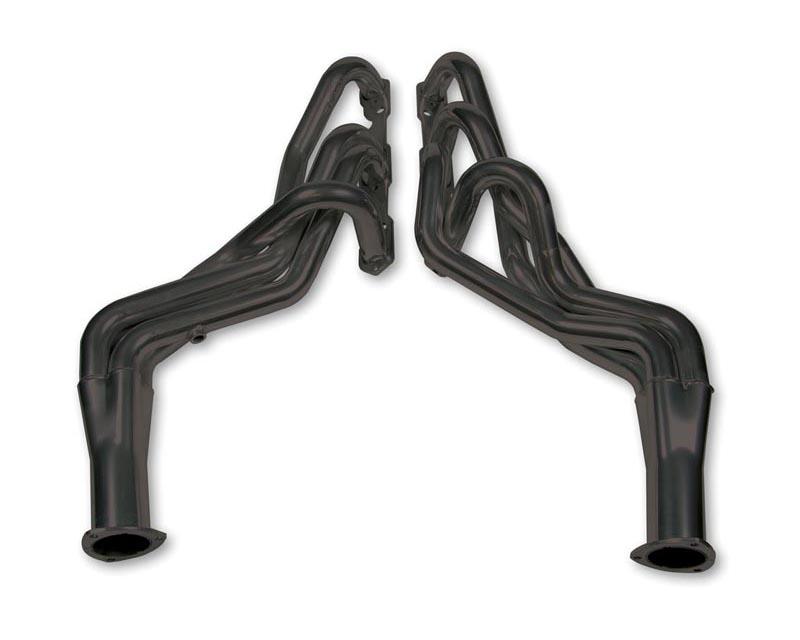 Hooker 2806-3HKR Super Competition Long Tube Header - Black Ceramic Coated