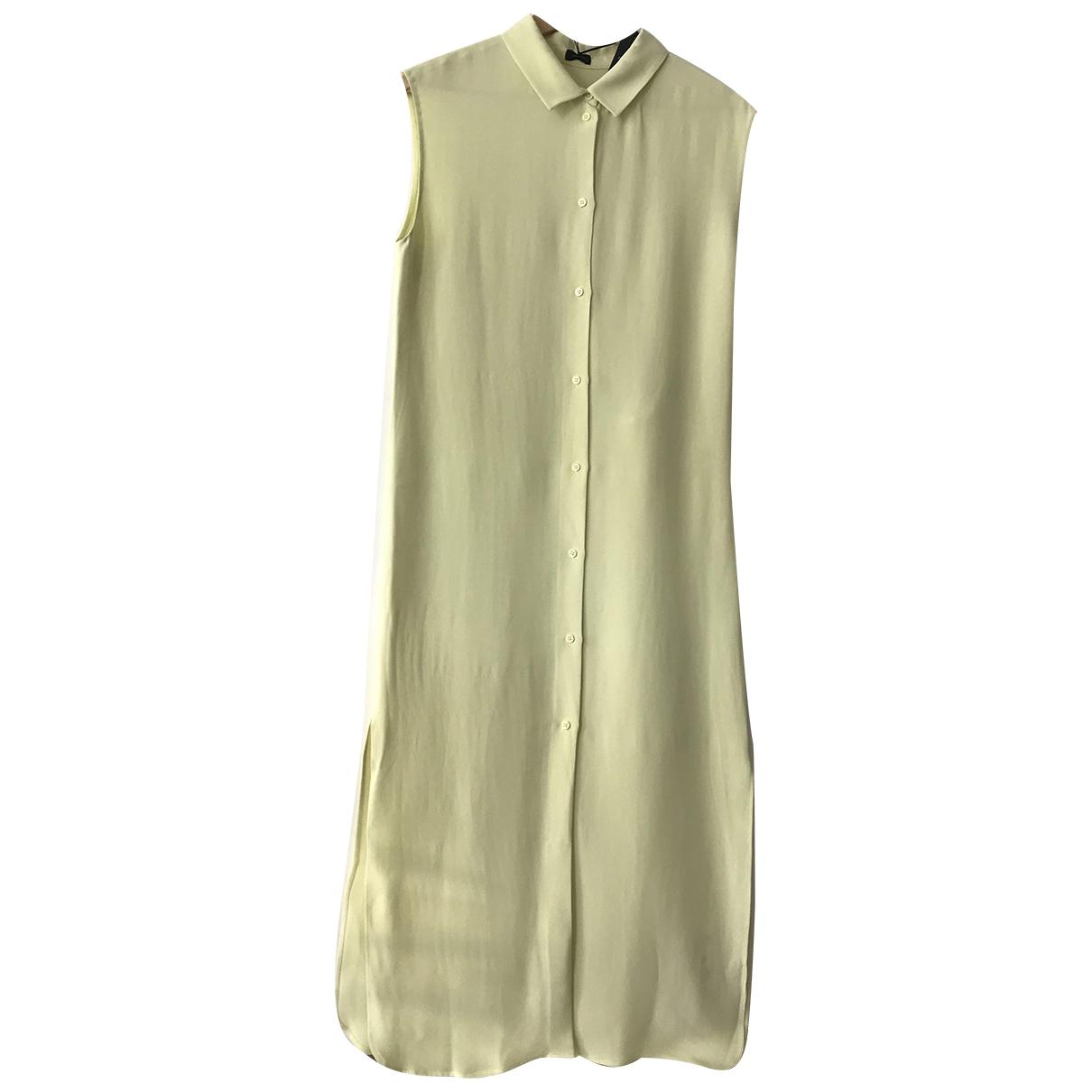 Maxi vestido de Seda Joseph