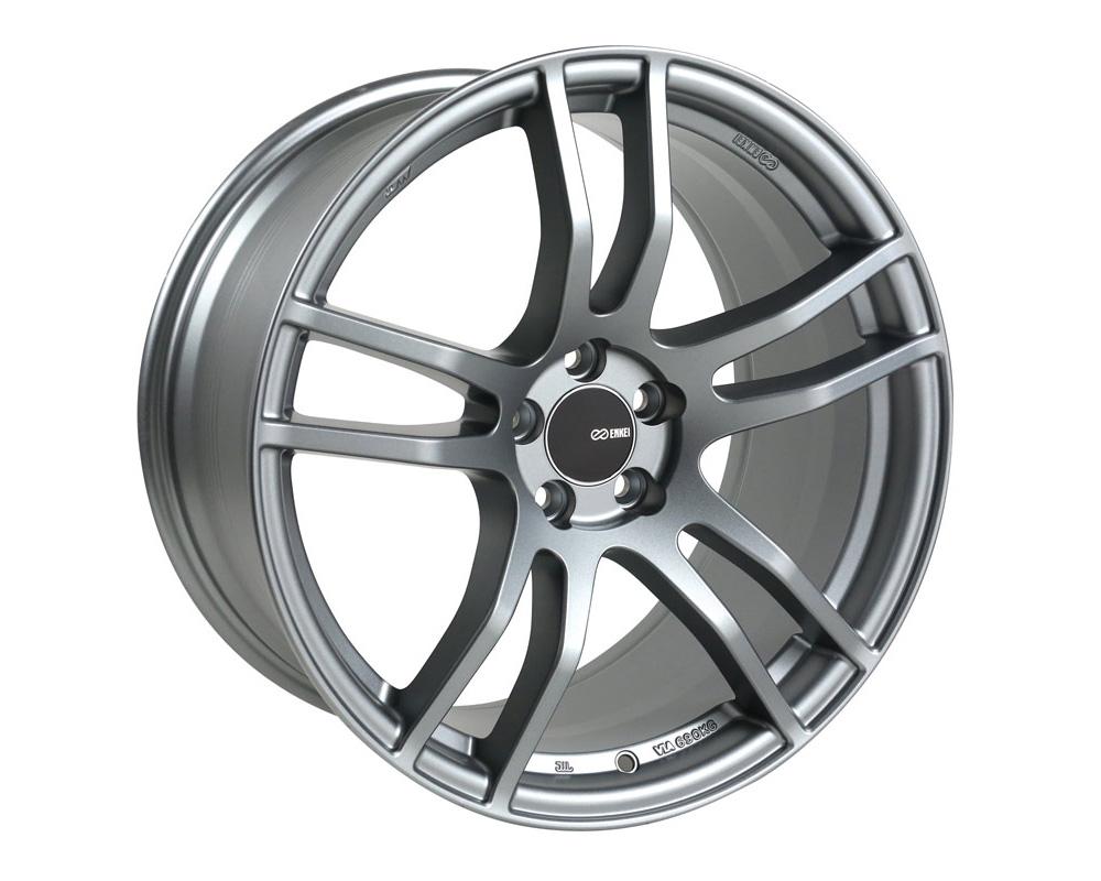 Enkei TX5 Wheel Tuning Series Platinum Gray 18x9.5 5x100 45mm