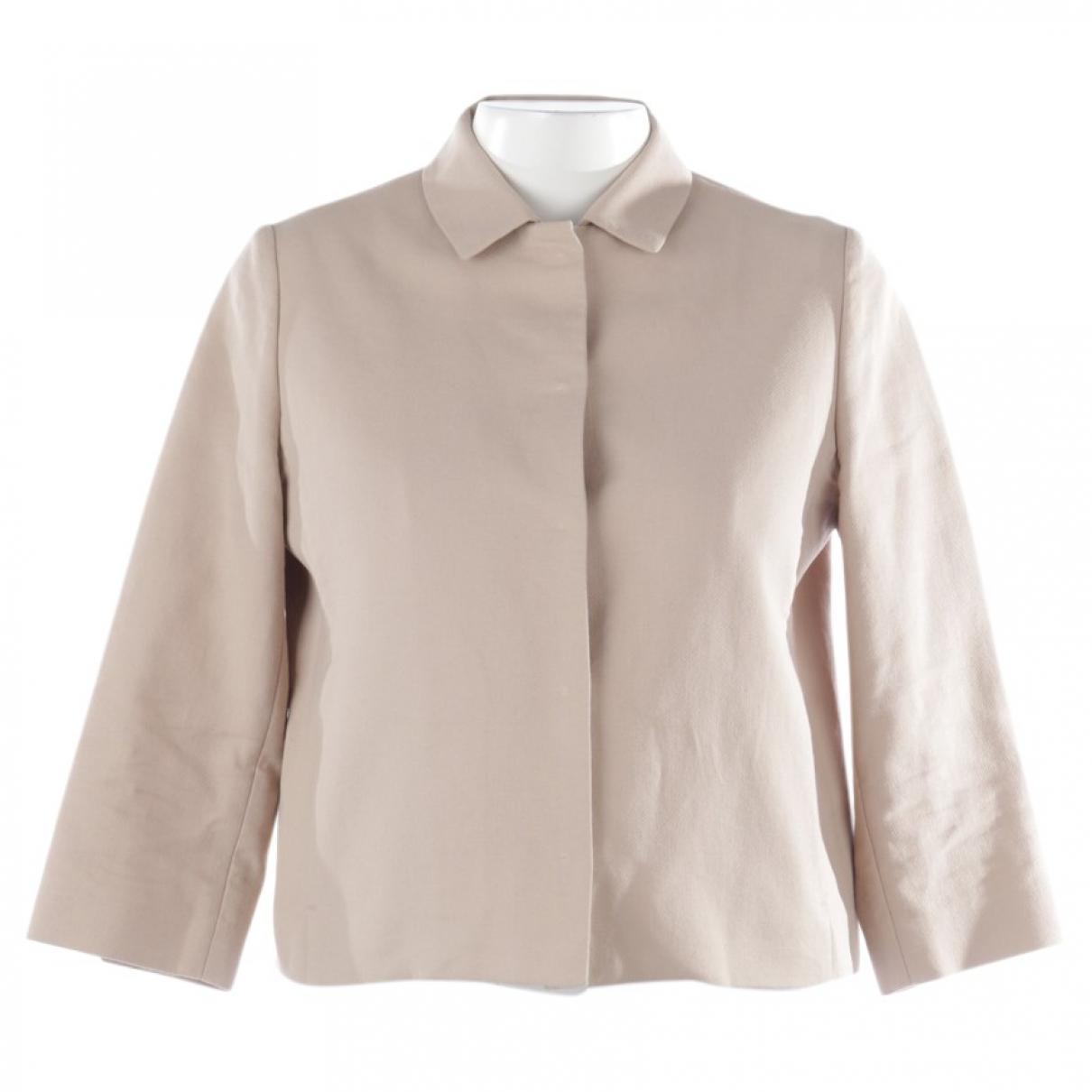Fabiana Filippi - Veste   pour femme en coton - beige