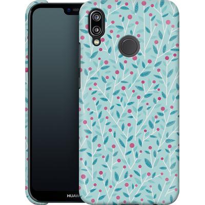 Huawei P20 Lite Smartphone Huelle - Merry Berries von Little Clyde