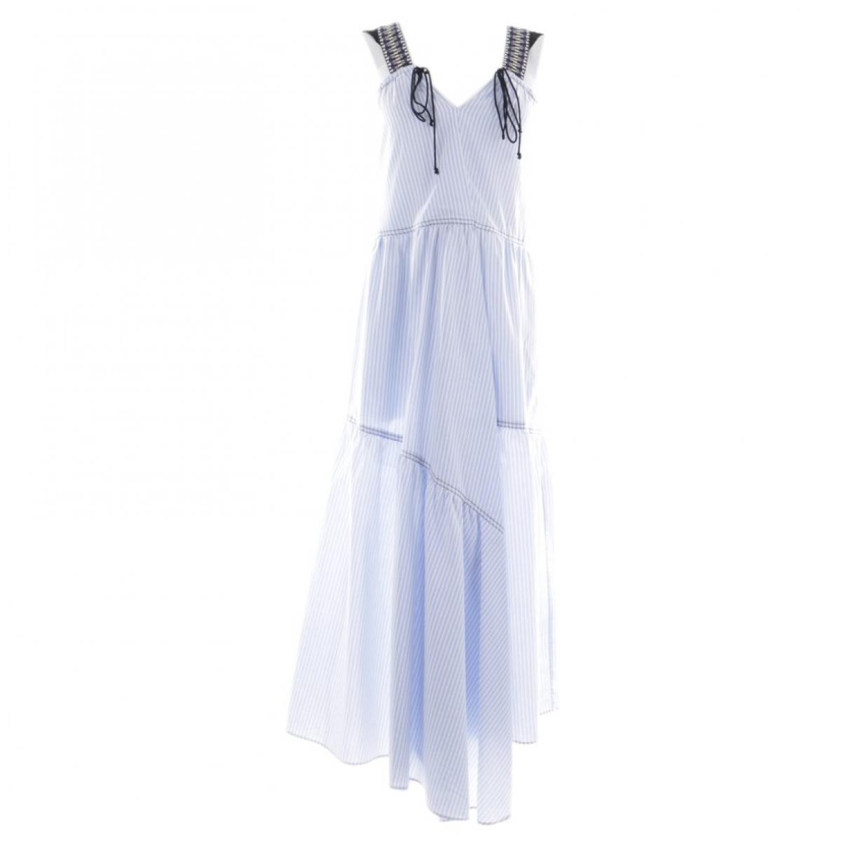 Dorothee Schumacher \N Blue Cotton dress for Women 36 FR