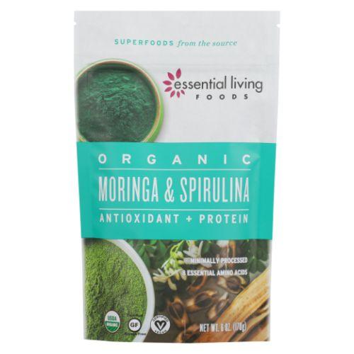 Moringa Spirulina 6 Oz by Essential Living