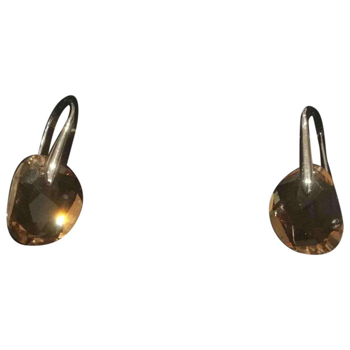 Swarovski - Boucles doreilles   pour femme en cristal