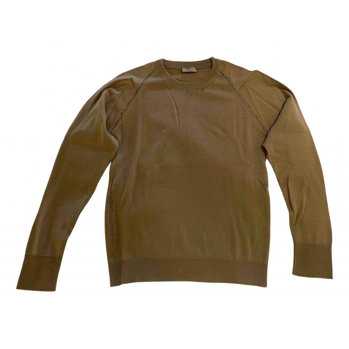 Dior Homme \N Brown Wool Knitwear & Sweatshirts for Men M International