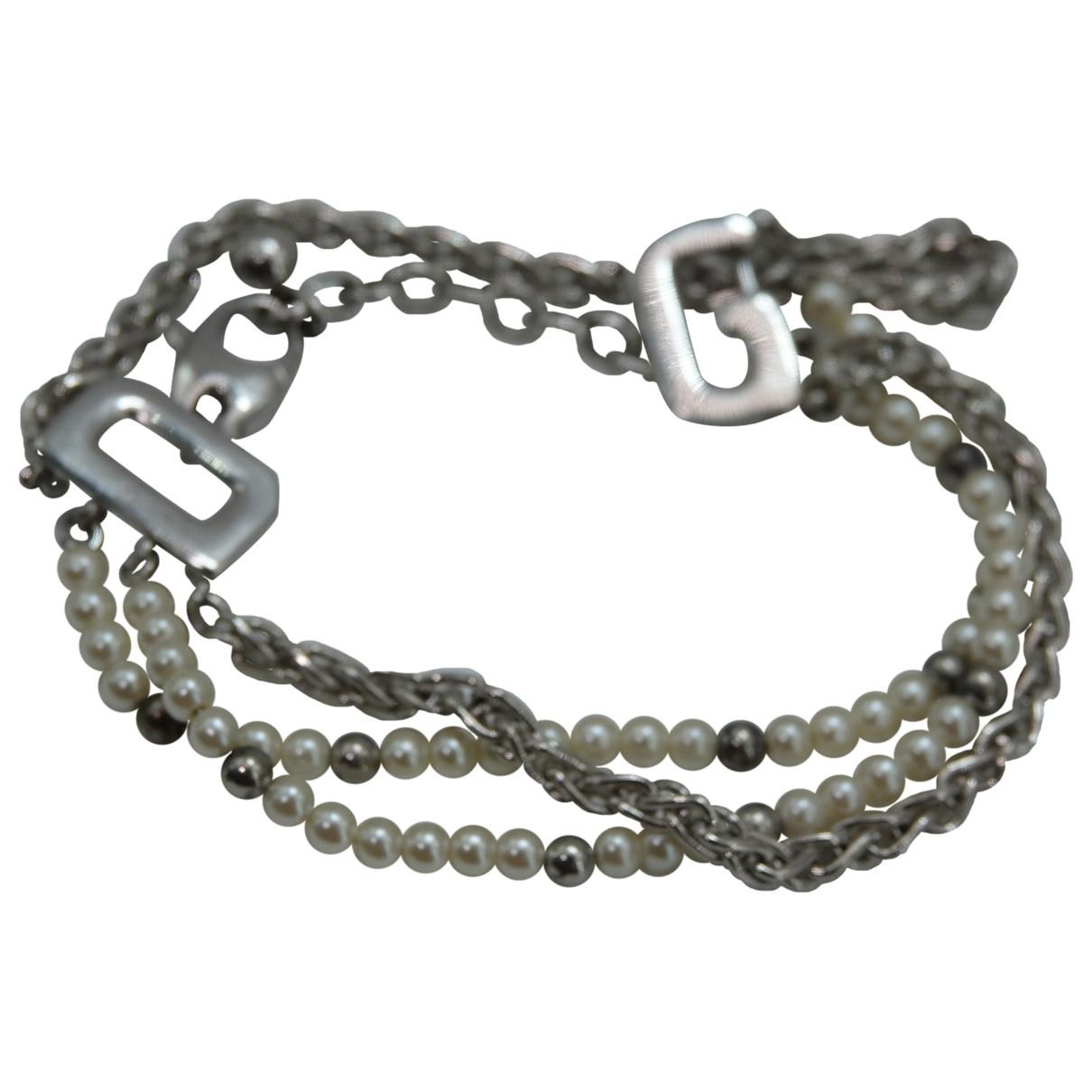 Dolce & Gabbana - Bracelet   pour femme en argent - argente