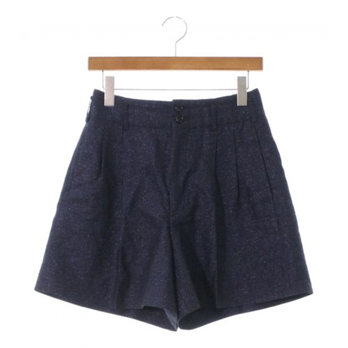 Comme Des Garcons N Blue Shorts for Women XS International