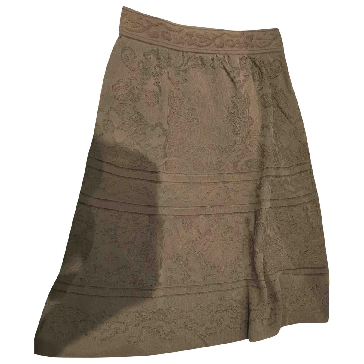 M Missoni \N Brown skirt for Women 36 FR