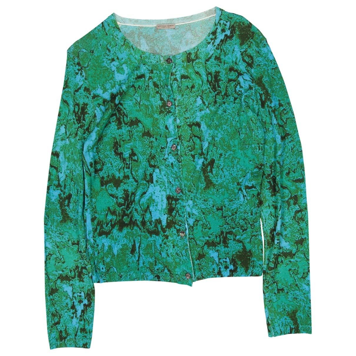 Bottega Veneta \N Green Cashmere Knitwear for Women 40 IT
