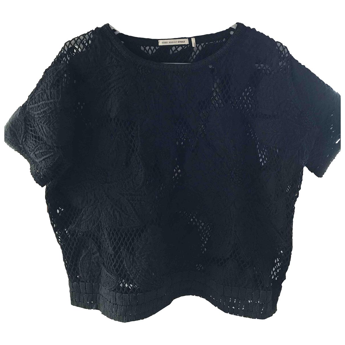 Isabel Marant - Pull   pour femme en coton - noir