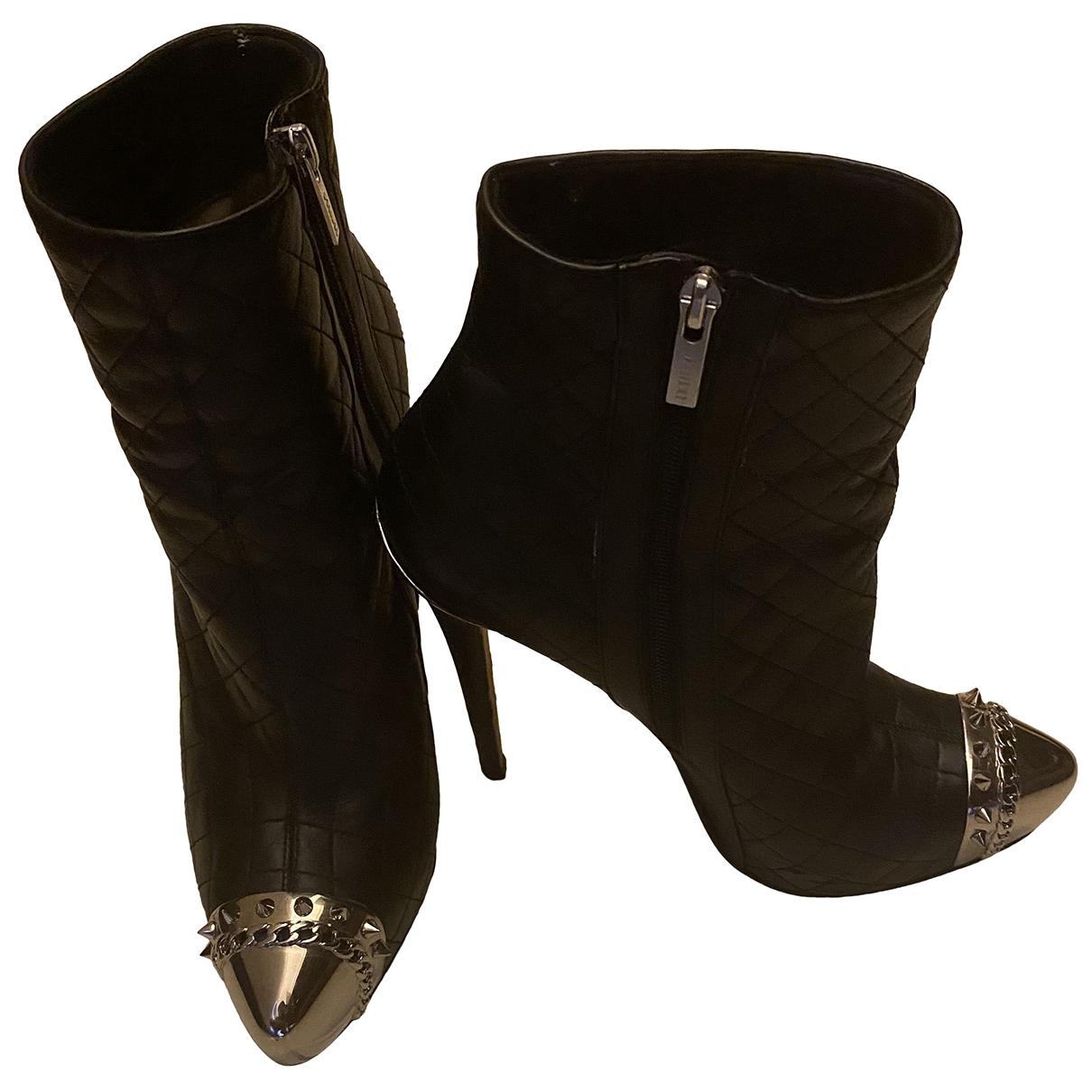 Botas de Cuero Le Silla