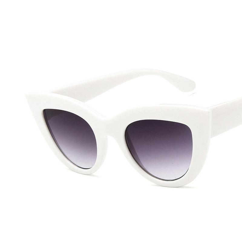 Ericdress Cat Eye Resin Fashion Sunglasses