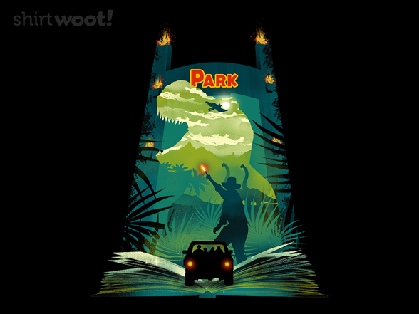 Book Of Dinosaurs And Adventures T Shirt
