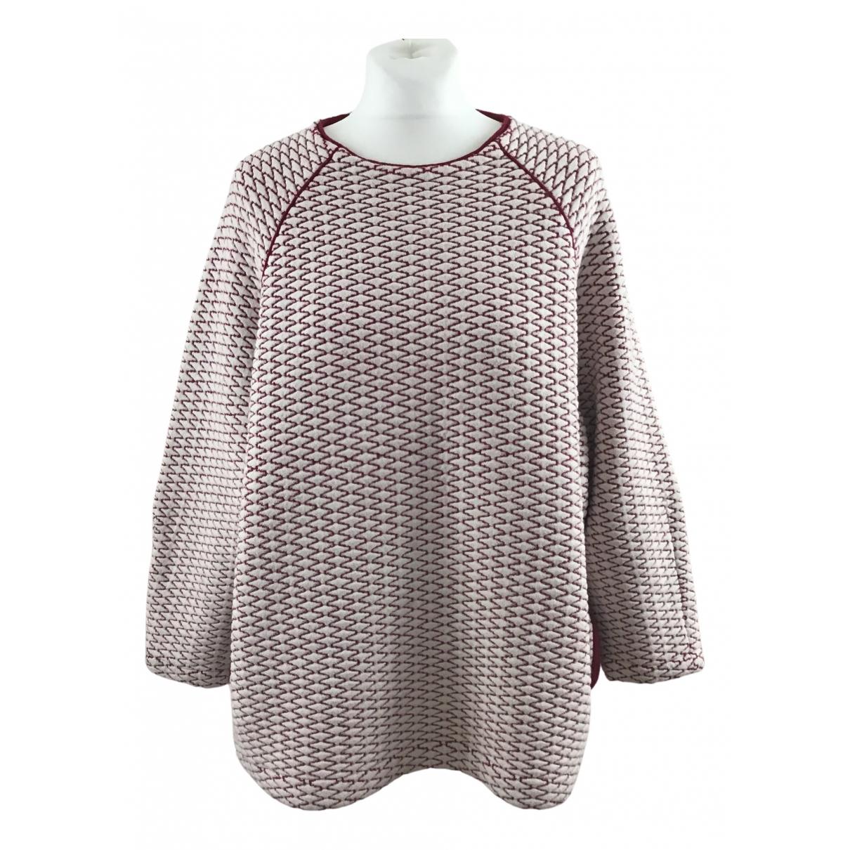 Studio Nicholson - Pull   pour femme en laine - multicolore