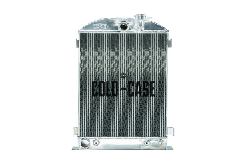 1932 Highboy Ford Engine 27 Inch Aluminum Performance Radiator Cold Case Radiators STF905A-1
