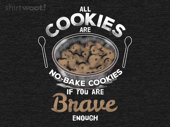 No-bake, No Fear Remix T Shirt