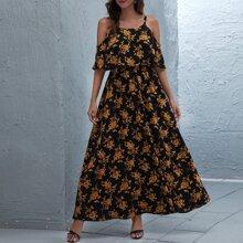 Vestidos Floral Bohemio