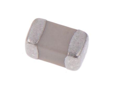 Vishay 0603 (1608M) 0.4pF Multilayer Ceramic Capacitor MLCC 250V dc ±0.05pF SMD VJ0603D0R4VXPAJ (10)
