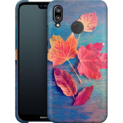 Huawei P20 Lite Smartphone Huelle - The Colors Of Autumn von Joy StClaire