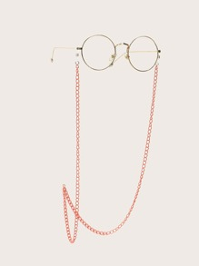 Metal Glasses Chain